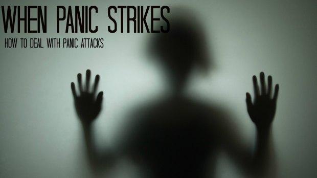 anxiety attack header